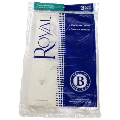 Royal Type B Vacuum Bags - 3 pack