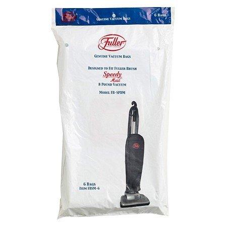 Fuller Brush Speedy Maid Vacuum Bags - 6 pack