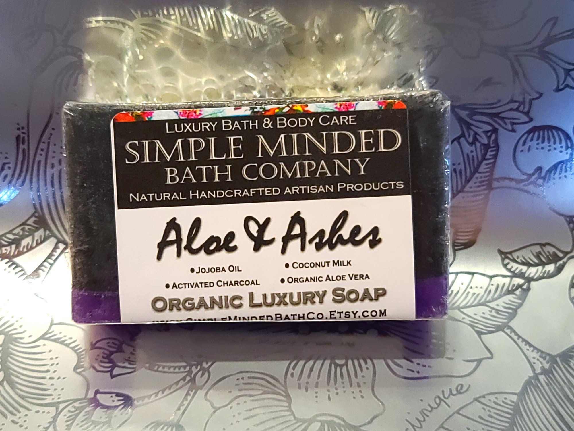 Simple Minded Bath Company Soaps