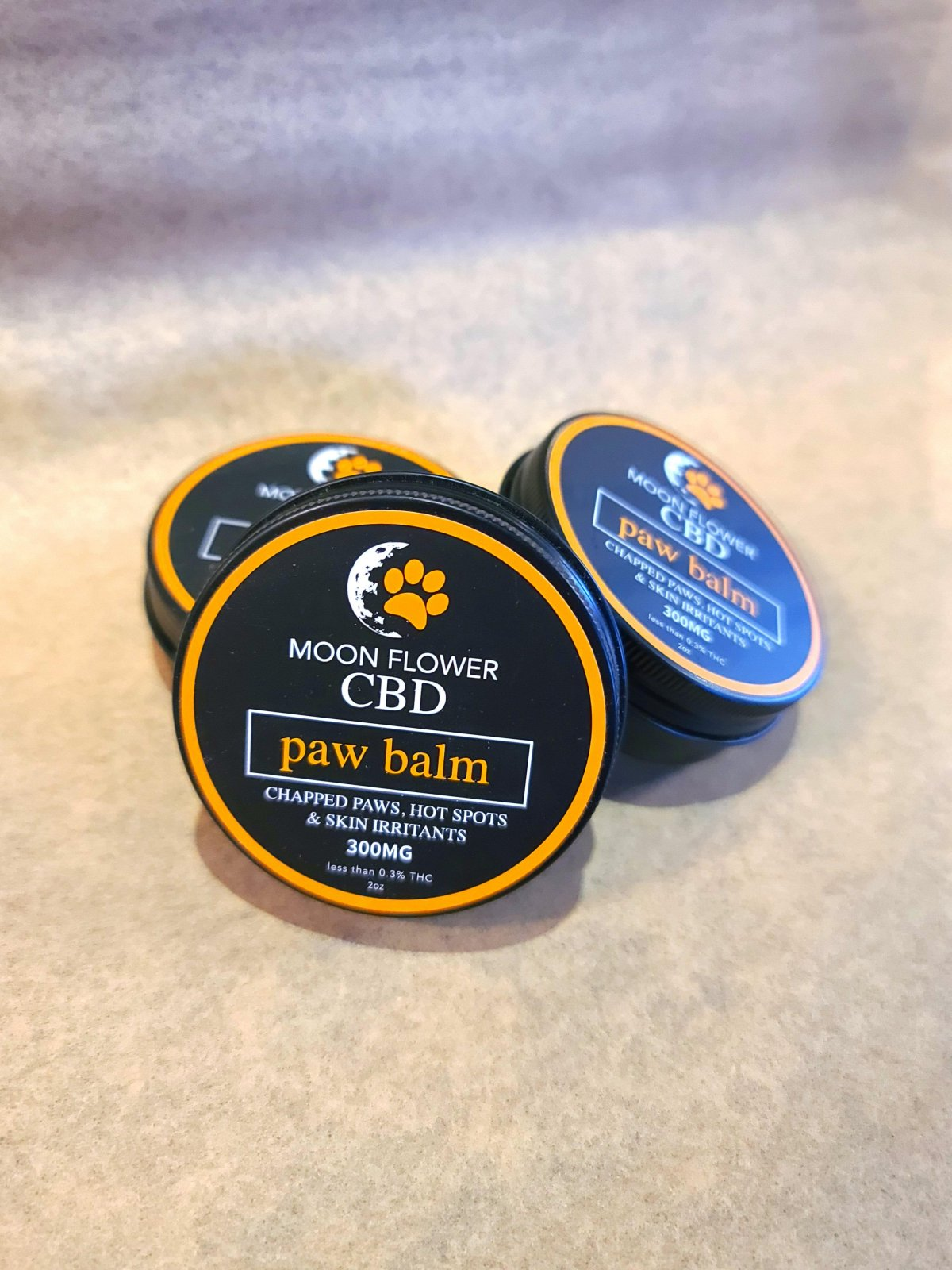 300mg Moonflower Paw Balm