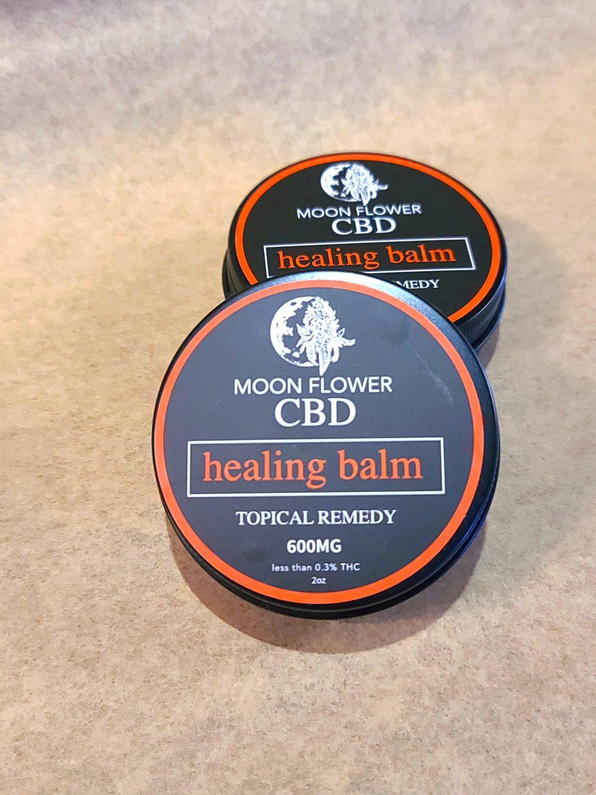 Moonflower Healing Balm 600mg/60ml