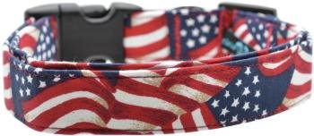 Dog Collar World - American Flag