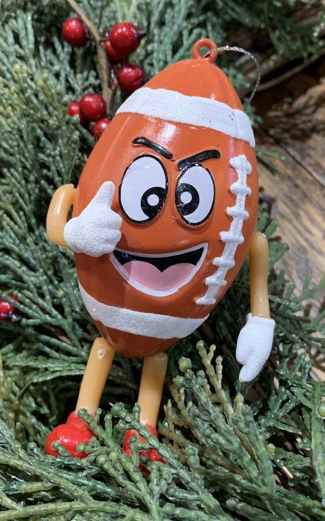 Faceball Ornament