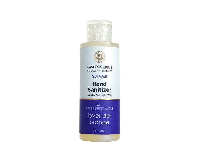 Rare Essence Hand Sanitizer Lavender Orange
