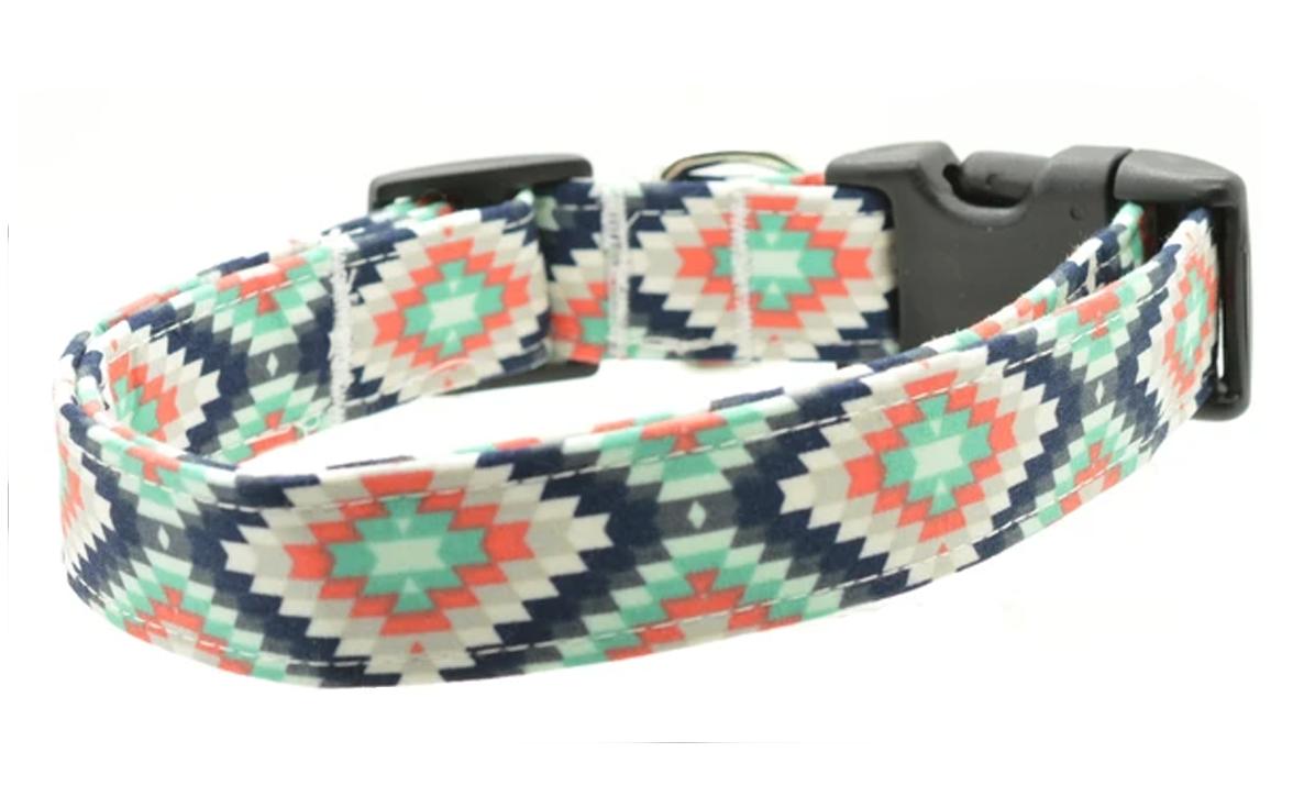 Dog Collar World - Kilim Aztec