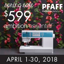 Pfaff Amb Ess April 2018