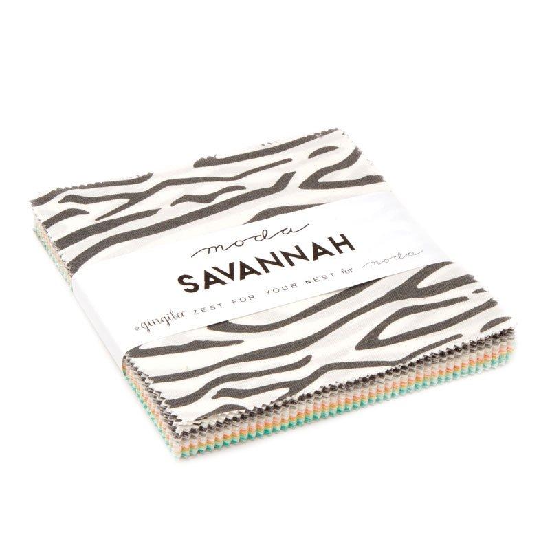 Savannah Charm Pack