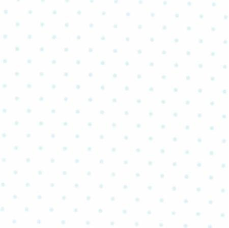 Essential Dots White with Baby Blue Dots # 8654 61