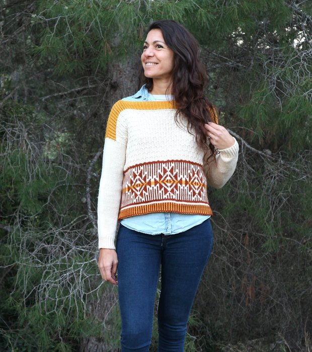 Urth Abya Yala Sweater Kit