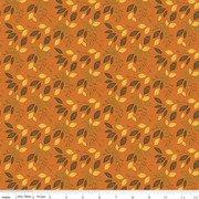 C10822 Orange Leaves Adel in Autumn