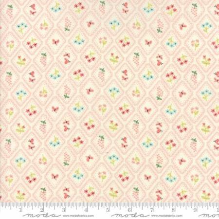 20576 11 Cream Pink Home Sweet Home