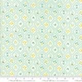 20576 21 Cream Aqua Home Sweet Home Cream Aqua