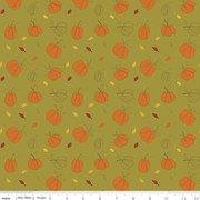 C10821 Olive Pumpkins Adel in Autumn