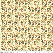 C10822 Cream Leaves Adel in Autumn