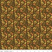 C10822 Chocolate Leaves Adel in Autumn