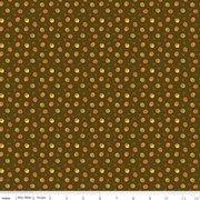 C10824 Chocolate Acorns Adel in Autumn