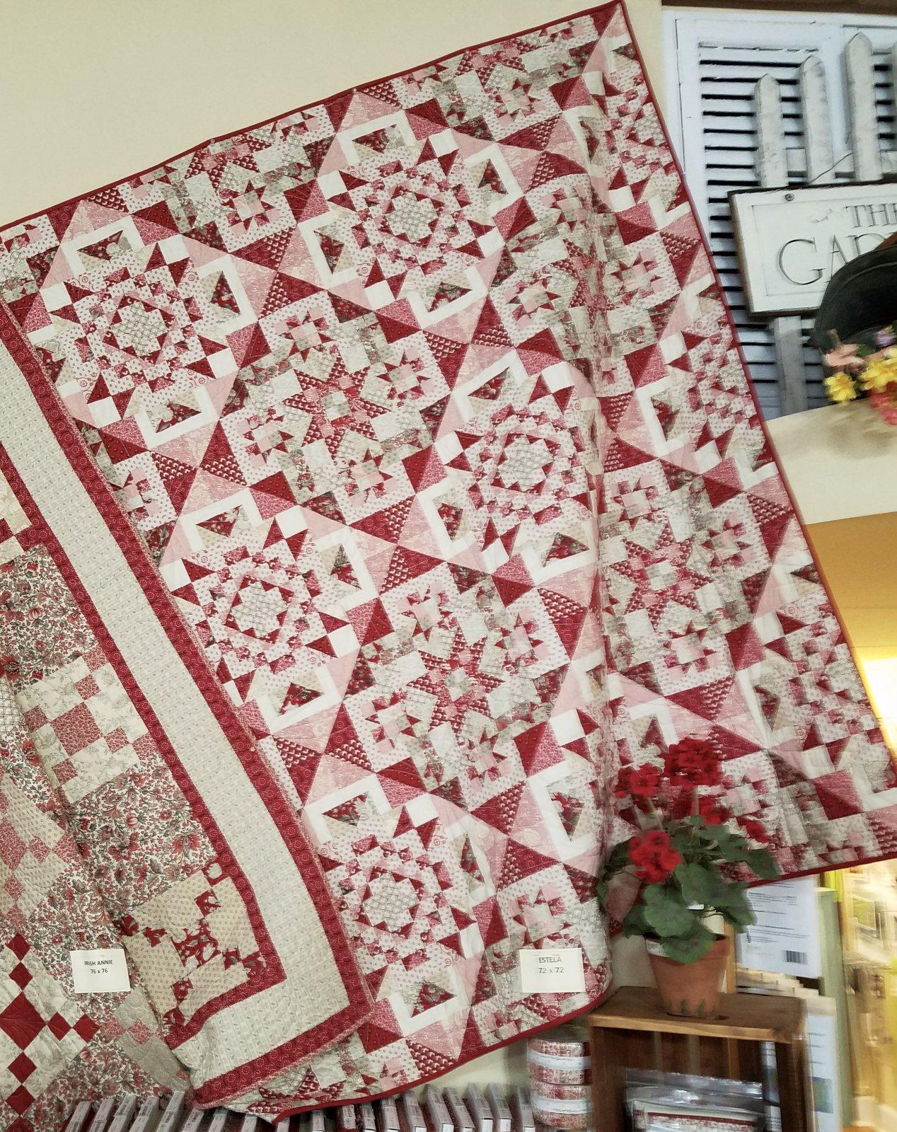 Estela/Chafarcani Quilt Kit