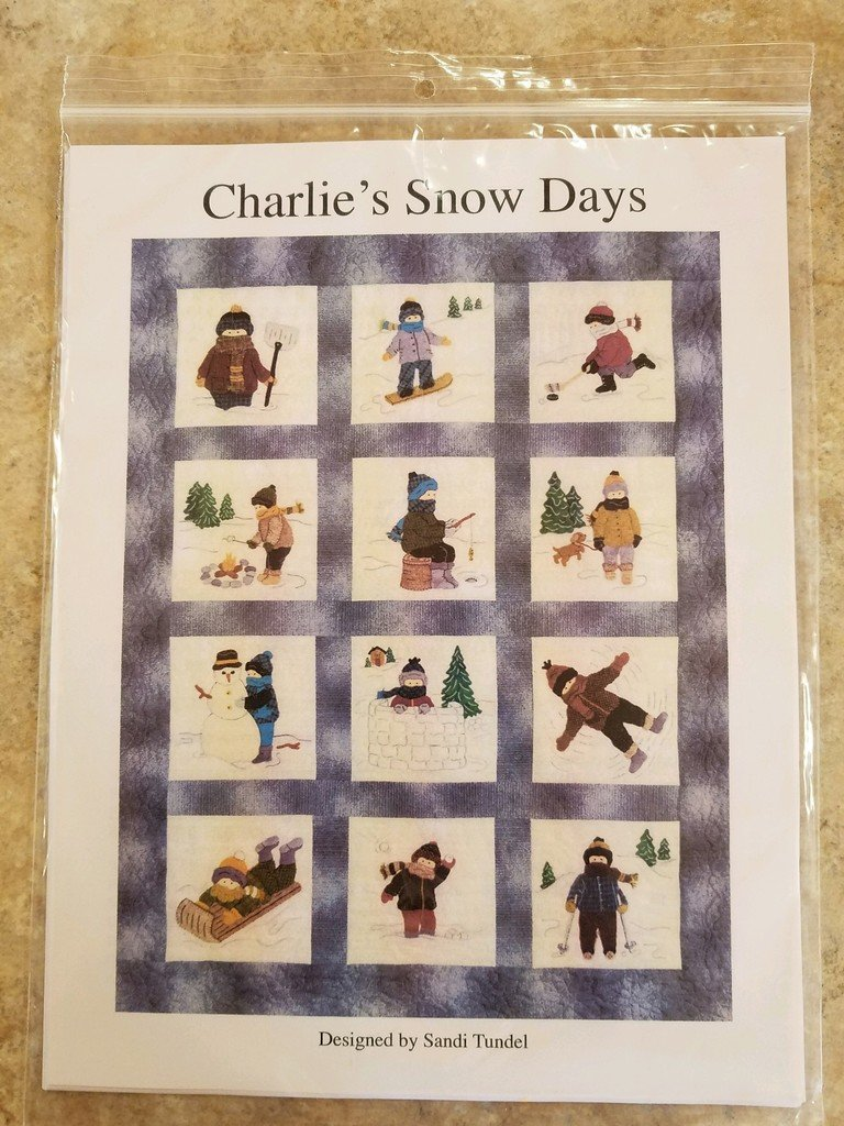 Charlie's Snow Days