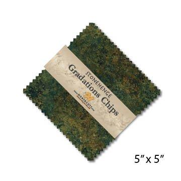 CSTONE42 79 Robins Egg Gradations Chips