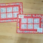 Simply Frames/In the Meadow  Placemat Kit