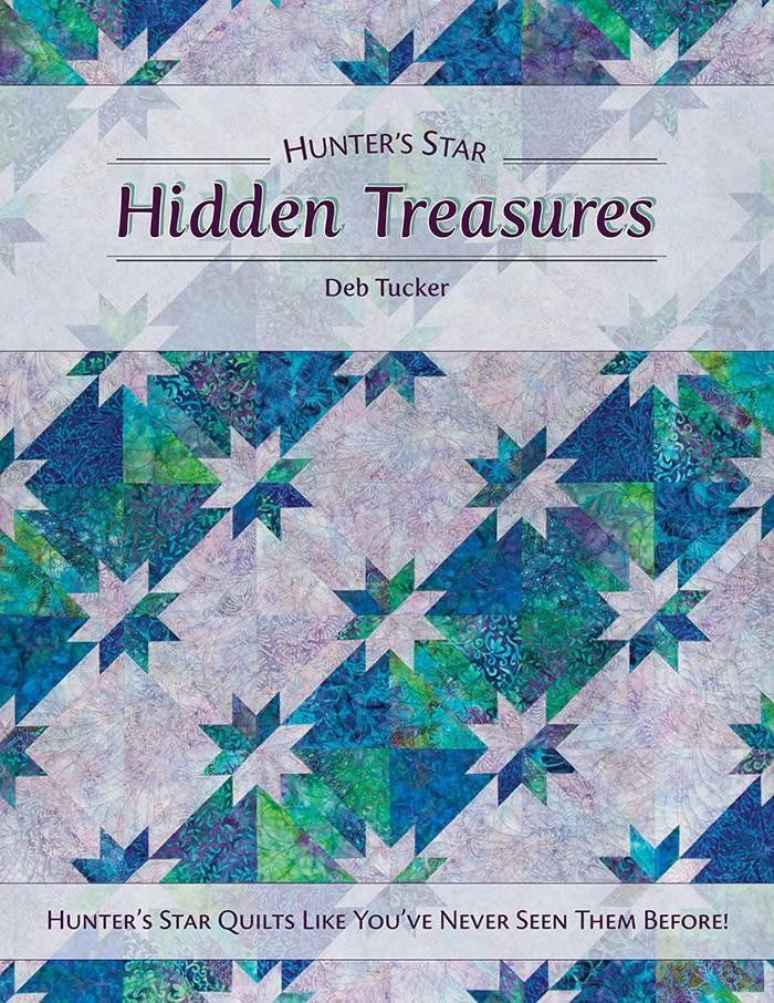 Hunters Star Hidden Treasures Book
