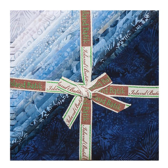 Iciclep Stac Icicle 10 square Stack Pack Island Batiks