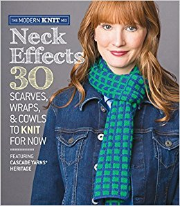 Neck Effects Knitting Book