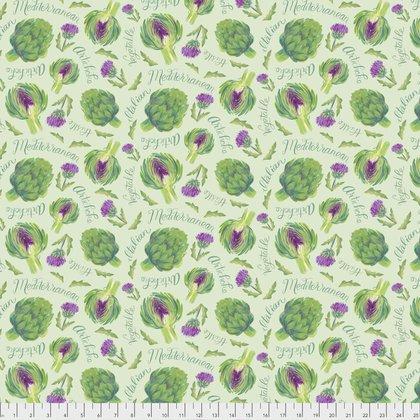 PWCH001.Green Artichoke Garden