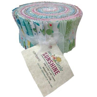 PWMLSPK 2.5 Pinwheel pack strips  42 each My Little Sunshine
