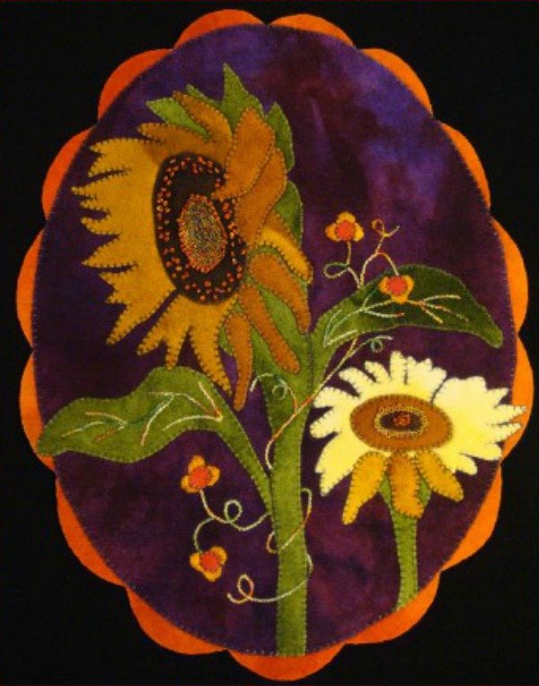 A Season for Sunflowers Table Mat