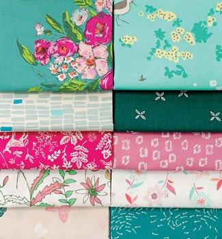 10 Fat Quarter Bundle Pat Bravo Color Master Designers Palette 10 Fat Qtr