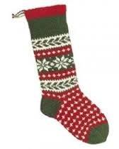 Candide Christmas Stocking Snowflake