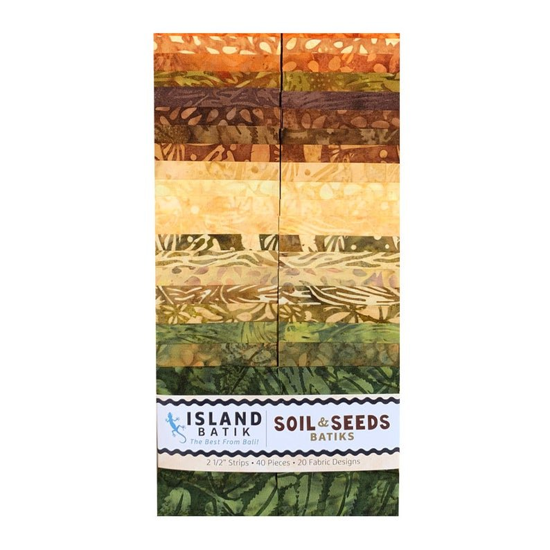 Soil and Seeds-SP / Soil and Seeds Strip Pack