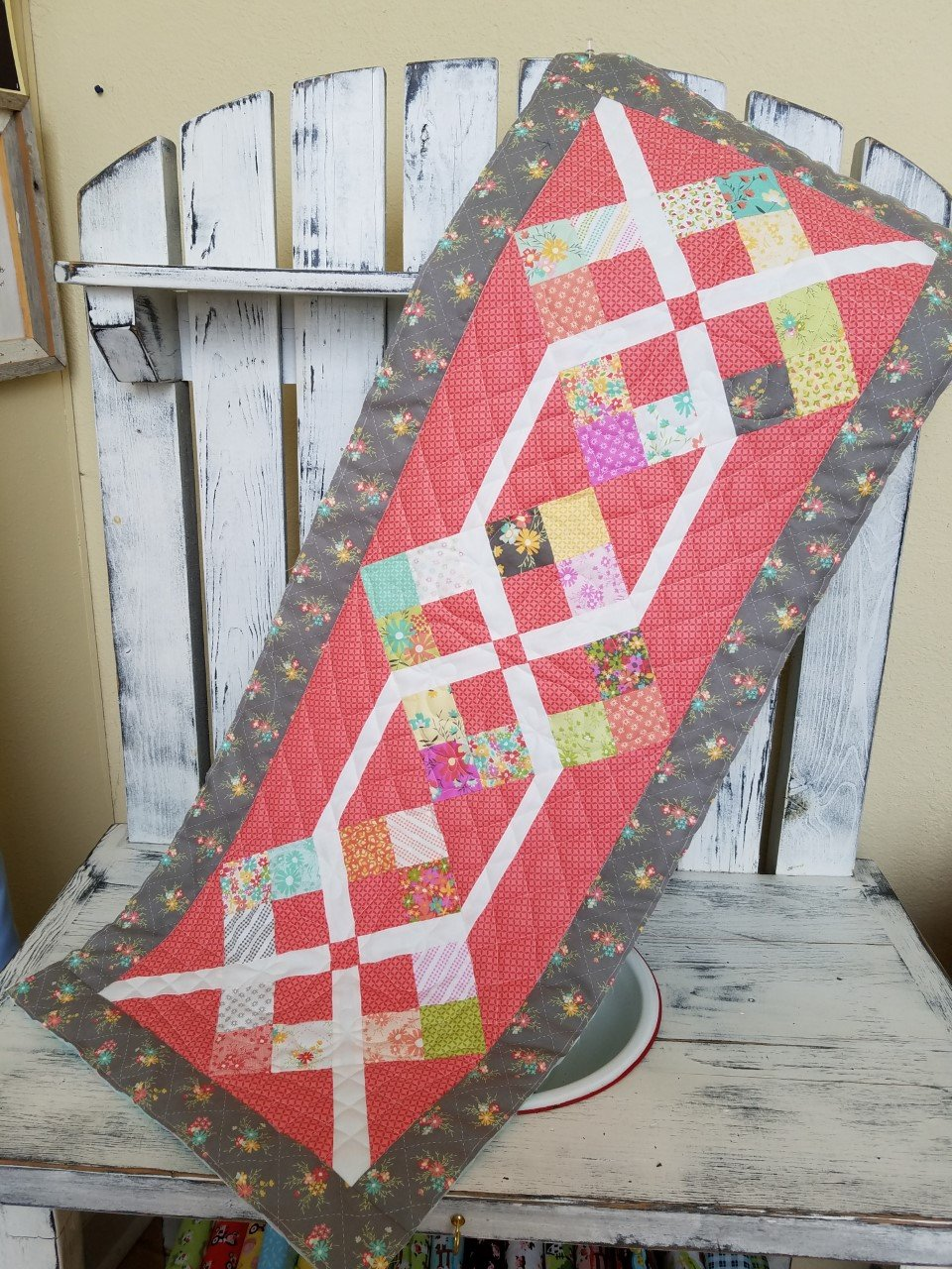 Pathways-Trendy Table 2 Runner Kit