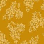 1134-44 Gold Grape Tonal Vintage