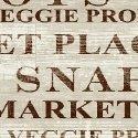 Marketplace Words Tan