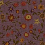 Tossed Flowers - Purple-Autumn Song