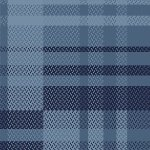 R09U038 0150 New Blues Primo Plaid Flannel