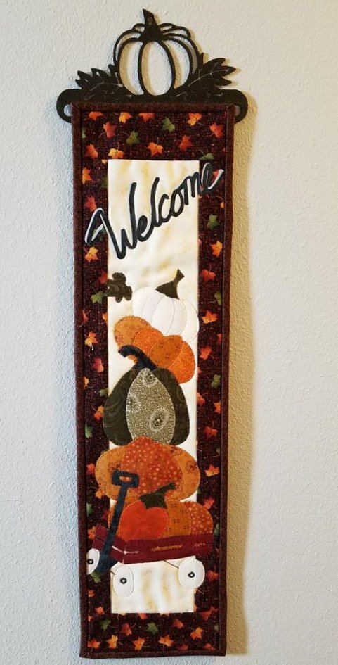 Welcome Wagon with Hanger KIT