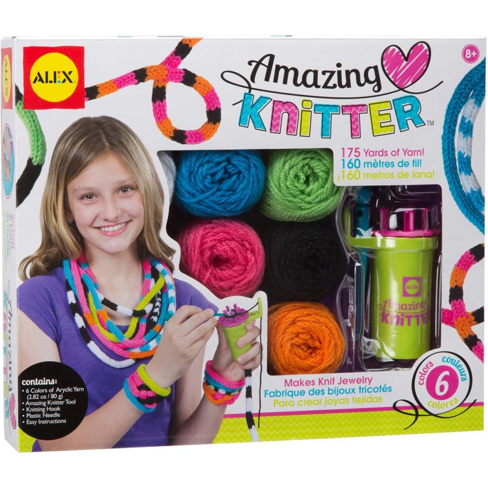 Amazing Knitter Kit