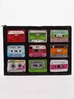 Blue Q Mix Tape Jumbo Pouch