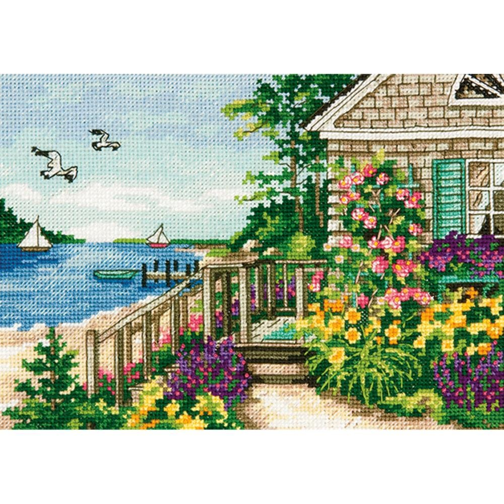 Dimensions Gold Collections Petites - Bayside Cottage
