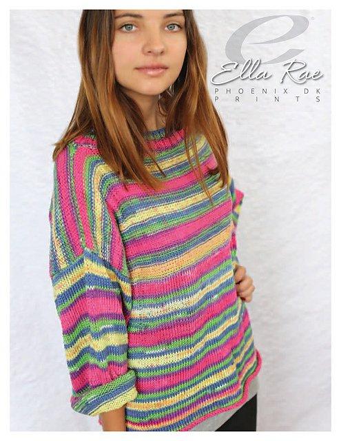 Ella Rae Pattern Wallis Sweater