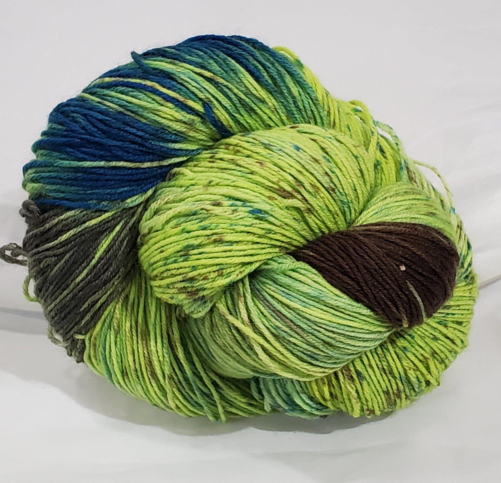 Gusto Wool Speckled Sock