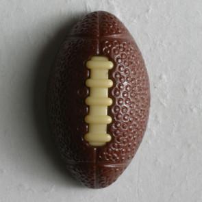 Football Button 20mm
