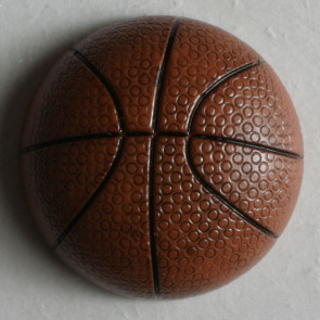 Basketball Button 20mm