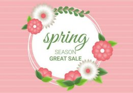 Shop our Spring Sale