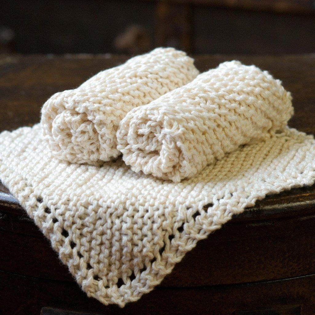 Appalachian Baby Mamaw's Baby Washcloth