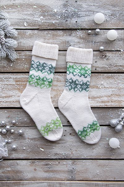 Mistletoes Sock Kit