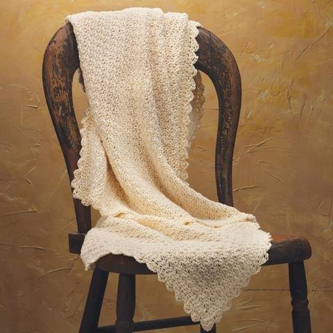 Appalachian Baby Pure & Simple Crochet Baby Blanket Kit